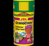 Корм JBL NovoGranoColor mini с дозатором гранулы для усиления окраски небольших аквариумных рыб, 100 мл (43г)