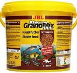 Корм JBL NovoGranoMix mini гранулы баночка для дозатора GranoMix mini, 5.5 л