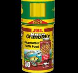 Корм JBL NovoGranoMix mini гранулы для профессионального кормления любых небольших аквариумных рыб, 100 мл (42г)