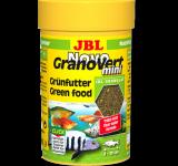 Корм JBL NovoGranoVert mini Refill, гранулы для маленьких аквариумных рыб, 100 мл (40г)