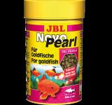 Корм JBL NovoPearl в виде шариков для золотых рыбок, 100 мл (37г)