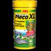 Корм JBL NovoPleco XL водорослевые большие чипсы с древесиной для кольчужных сомов, 1000 мл (500г)