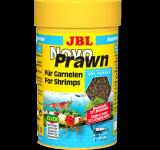 Корм JBL NovoPrawn в виде шариков для креветок, 100 мл (58г)