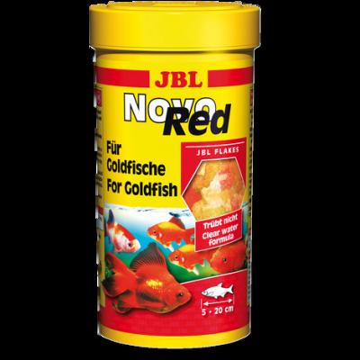 Корм JBL NovoRed хлопья для золотых рыбок, 100 мл (16г)