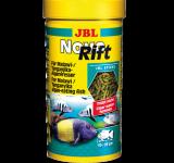 Корм JBL NovoRift в виде палочек для илоядных восточно-африканских цихлид, 250 мл (133г)