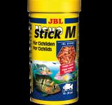 Корм JBL NovoStick M в виде палочек для цихлид, 250 мл (110г)