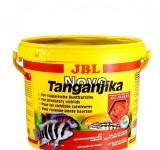 Корм JBL Novo Tanganjika хлопья для хищных цихлид, 5.5 л