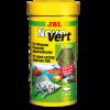 Корм JBL NovoVert хлопья для растительноядных аквариумных рыб, 100 мл (16г)