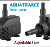 "Помпа AQ-1500 Aquatrance Water Pumps подъёмная 1500л/ч, h 1,4м,15 Вт, вход D20(1/2""), выход D20(1/2"")"