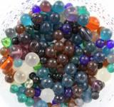 Грунт Prime стеклянный цветные шары, 3-6мм, 1кг