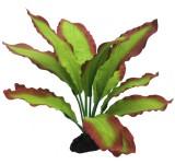 Растение Prime шелковое Эхинодорус Озирис, 13см