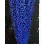 Растение Prime шелковое Перистолистник, синее 20см