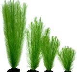 Растение Prime шелковое Перистолистник, зеленое 30см