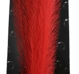 Растение Prime шелковое Перистолистник, красное 30см