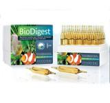 Препарат Prodibio Bio Digest гипер-концентрированный бактериальный для пресных и морских аквариумов, 30 амп.