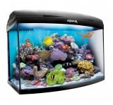 Аквариум морской Aquael Reef Master черный, 105л