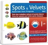 Препарат Prodibio Spots & Velvets Salt для лечения морских рыб, 6 амп.