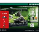 """Аквариум Dennerle Nano Scaper's Tank Basic Style LED """"Limited Edition CO2"""", 55 литров (в комплекте фильтр, освещение и система подачи СО2 без баллона)"""