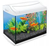 Аквариум Tetra AquaArt LED Goldfish 30л белый 39х27,5х42см