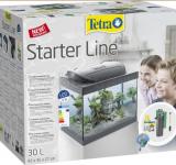 Аквариум Tetra Starter Line LED Cray, 30л 42x27x36см