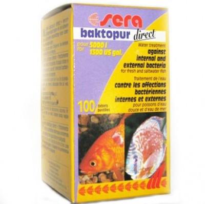 Средство для воды BAKTOPUR DIRECT 100 таблеток