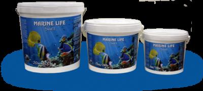 Соль морская Marine Life (ведро 20 кг)