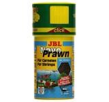 JBL NovoPrawn CLICK - Осн. корм для креветок, гранулы, 100 мл (58 г)