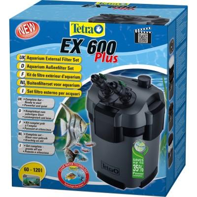 Фильтр внешний Tetra EX 600 Plus (от 60 до 120 л)