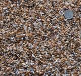 Галька каспий №1, 2-4 мм 3,5 кг