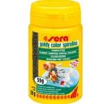 Корм для рыб GOLDY Color Spirulina 100 мл (39 г)