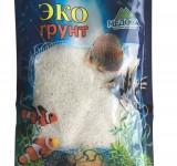 Песок кварцевый Кристальный 1,0-2,0 мм 3,5 кг