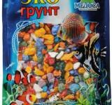 Мраморная крошка Микс (блестящая) 5-10 мм 3,5 кг