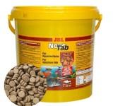 JBL NovoTab - Осн. корм для пресноводных аквариумных рыб, таблетки, 10,5 л (5880 г)