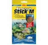 JBL NovoStick M - Основной корм в форме палочек для хищных цихлид, саше 30 г