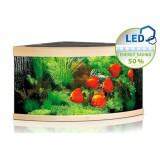 Аквариум Juwel Trigon 350 LED светлое дерево