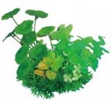 Композиция из пластиковых растений 15см PRIME M615
