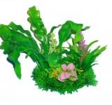 Композиция из пластиковых растений 15см PRIME M619