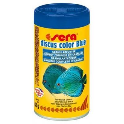 Корм для рыб DISCUS COLOR BLUE 100 мл (48 г)