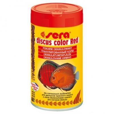 Корм для рыб DISCUS COLOR RED 100 мл (48 г)