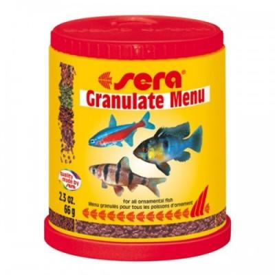 Корм для рыб GRANULAT MENU (гранулы) 150 мл (66 г)