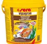 Корм для рыб VIPAGRAN 10 л (3 кг) (ведро)