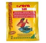 Корм для улутшения окраски рыб SERA SAN 10 г (пакетик), шт