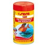 Корм для улутшения окраски рыб SERA SAN 100 мл (22 г), шт