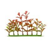 Людвигия красная (Red Ludvigia) 10 см, растение пластиковое TetraPlantastics®