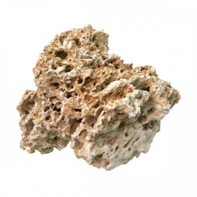 Камень Песчаник пещеристый желтый, 1 кг