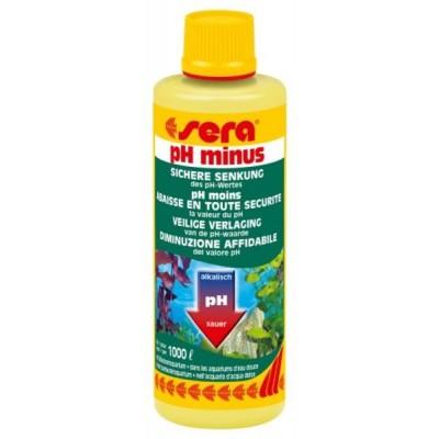 Средство для воды pH-minus 250 мл