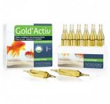 Кондиционер водопроводной воды для золотых рыбок PRODIBIO Gold`Activ, 12шт