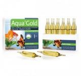 Кондиционер и бактериальная культура для золотых рыбок PRODIBIO Aqua`Gold, 12 шт