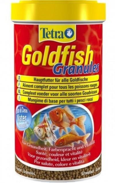 Корм для рыб Tetra Goldfish Granules (гранулы) 100 мл