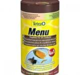 Корм для рыб Tetra Menu (мелкие хлопья) 100 мл